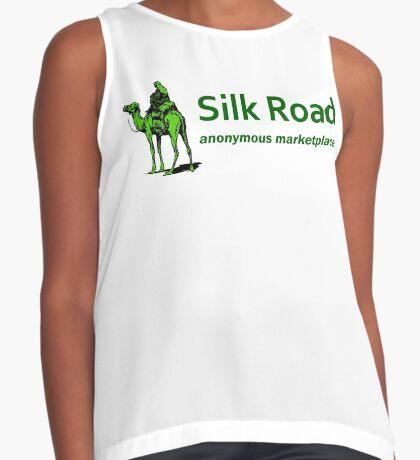 Silk Road Darknet Marketplace v1.0 Sleeveless Top