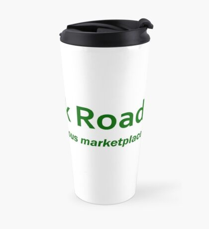 Silk Road Darknet Marketplace v1.0 Travel Mug
