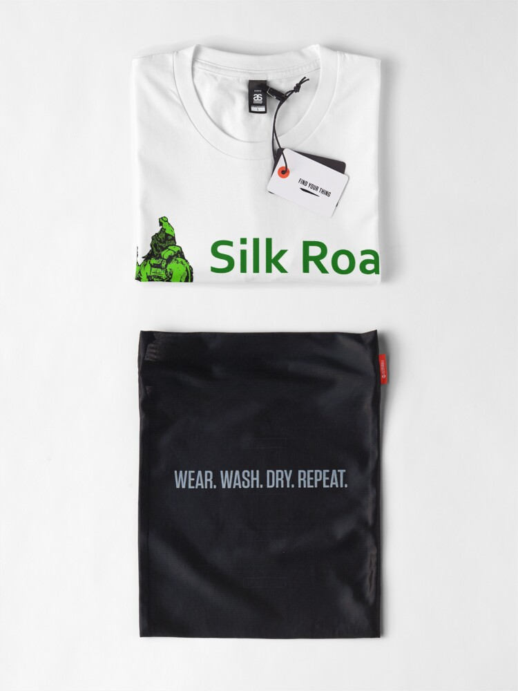 Alternate view of Silk Road Darknet Marketplace v1.0 Premium T-Shirt