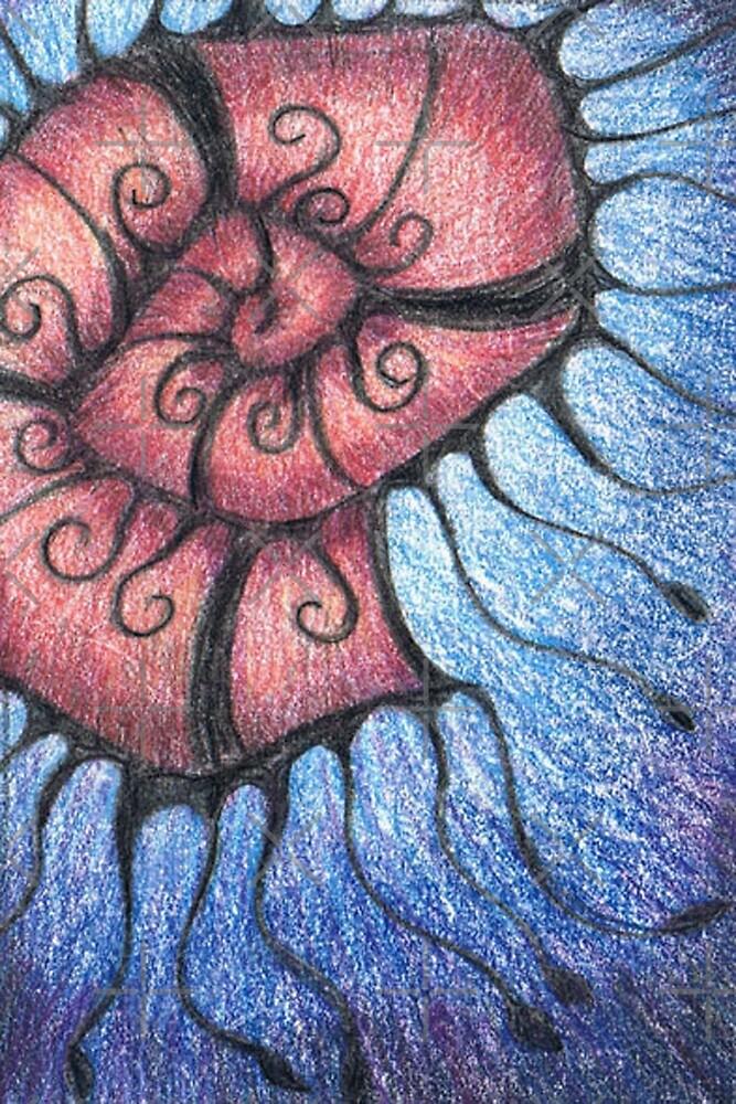 Luna Shell 5 by Marita