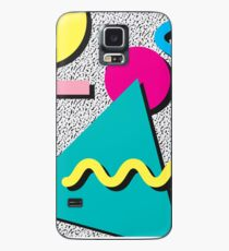 1980s Abstract Pattern Case/Skin for Samsung Galaxy