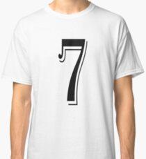 Camiseta clásica Copy of Number Five
