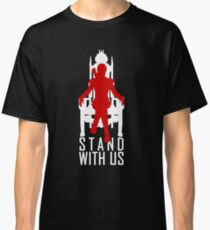 Stand with us Classic T-Shirt