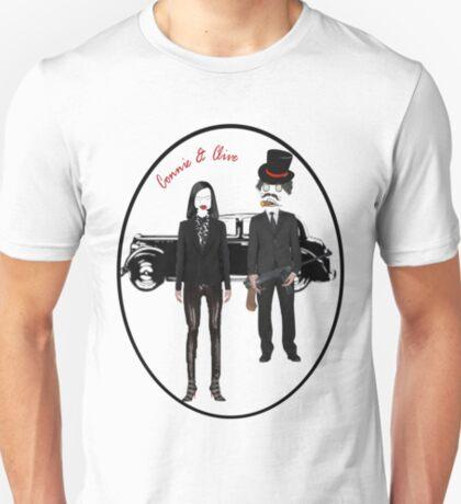 Gangsters - Connie & Clive  Tshirt T-Shirt