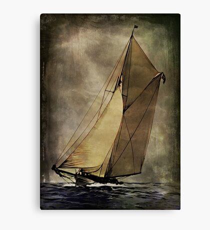 Around The World..... Canvas Print