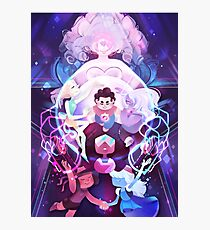 The Crystal Gems - Steven Universe Photographic Print