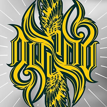 Angel 3K ambigram by loneleon