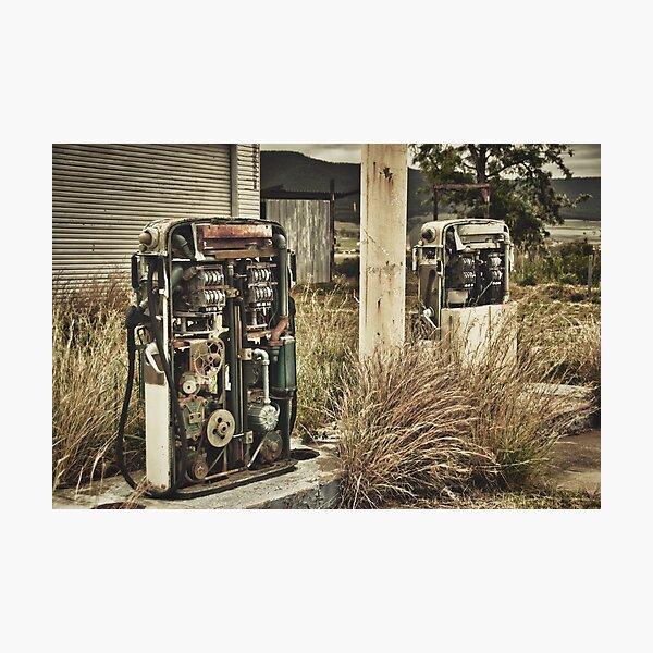 Long Forgotten Photographic Print