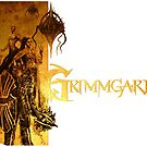 Golden Grimmgard by Grimmgard