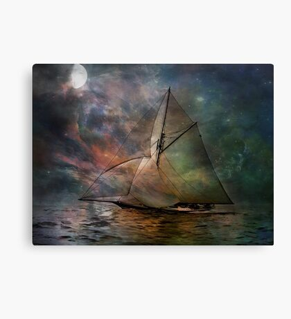 SAILS 2 Canvas Print