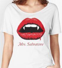 Camiseta ancha para mujer Sra. Salvatore