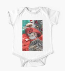 CHRISTMAS CELEBRATIONS OF PRINCESS TATUS CAT One Piece - Short Sleeve