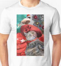 CHRISTMAS CELEBRATIONS OF PRINCESS TATUS CAT T-Shirt