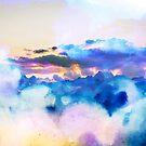 «Dreamy Nature # pintura #digitalart #nature» de 83oranges