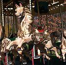 Carousel Horse by Odille Esmonde-Morgan