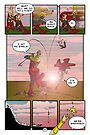 The Adventures of Fantastic Fi and Captain Dodi Page 9 of 10 by Michael Lee