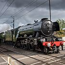Double Headed Steam Express by Dave Hudspeth