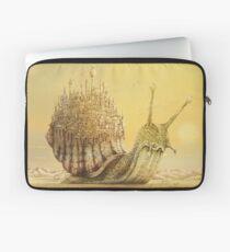 Snail City Laptop Sleeve