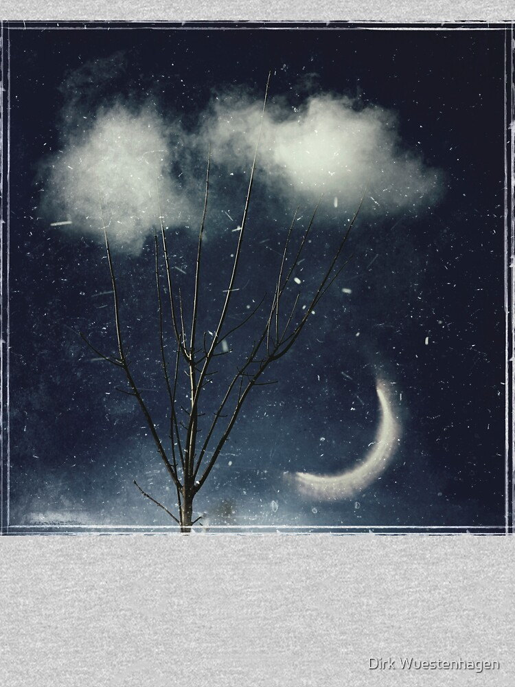 tree in clouds by DyrkWyst