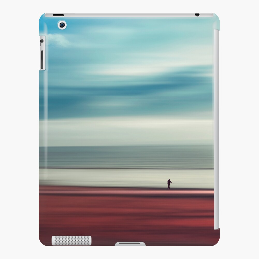 a walk in silence iPad Case & Skin