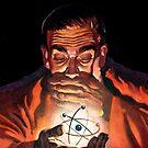 «Nunca confíes en un átomo, ellos inventan todo.» de monsterplanet