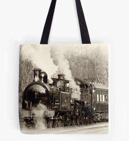Vintage Steam Tote Bag