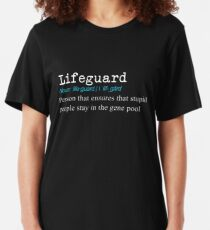 Lifeguard Quotes T Shirts Redbubble