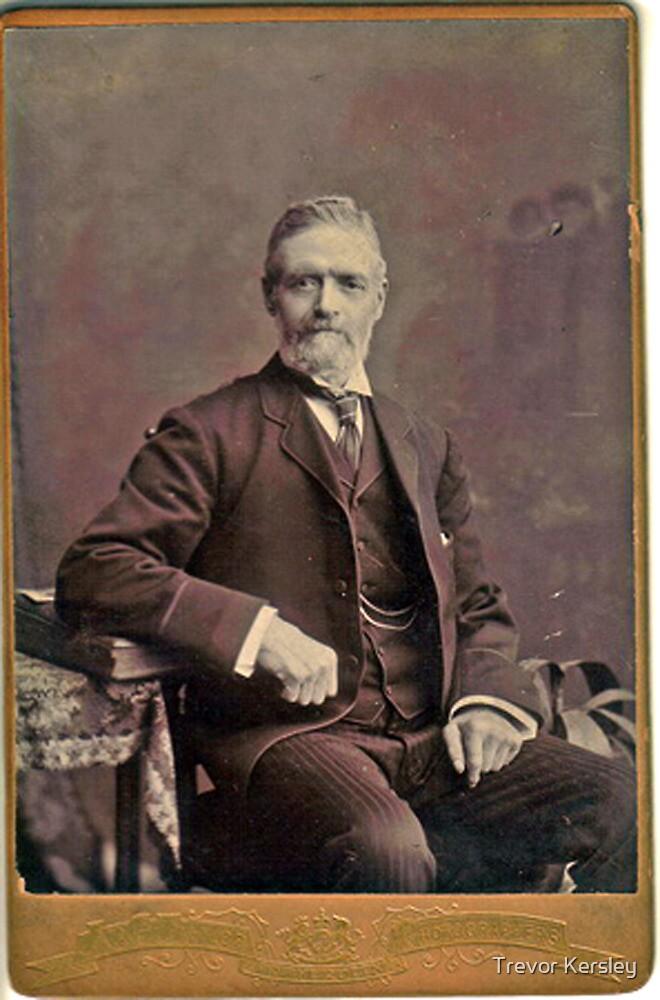 John Henry Carr  1862 - 1933 by Trevor Kersley
