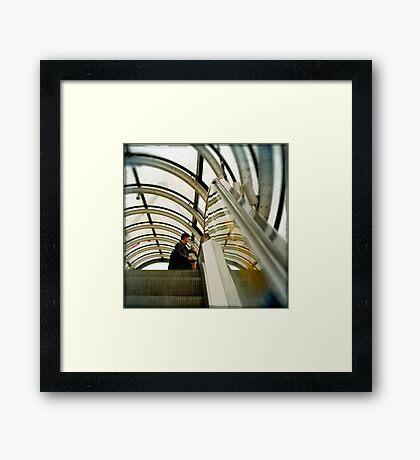 Beaubourg Framed Print