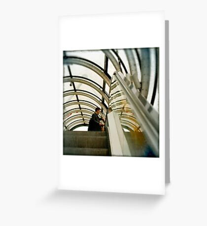 Beaubourg Greeting Card