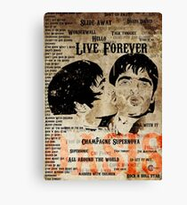 Oasis Canvas Print