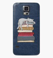 How to Chill Like a Cat Case/Skin for Samsung Galaxy
