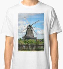 Windmill - HDR Classic T-Shirt