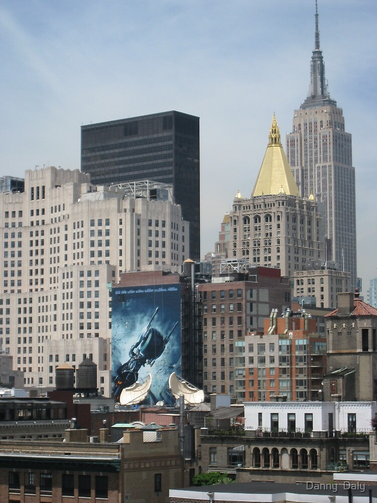 Batman new york by Danny  Daly
