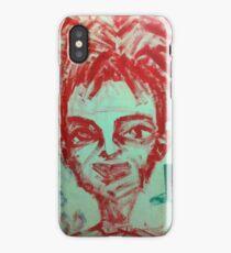 young locksman iPhone Case/Skin