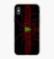 The Shadow Empire Hangrius Red iPhone Case