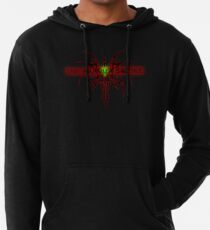 The Shadow Empire Hangrius Red Lightweight Hoodie