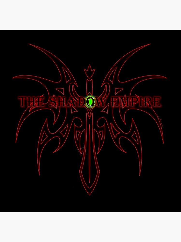 The Shadow Empire Hangrius Red by Balamaz
