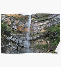 Glovetts Leap Falls Poster