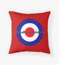 Modernist Target Throw Pillow