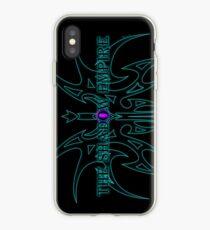 The Shadow Empire Vothus Blue iPhone Case
