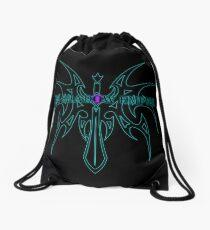 The Shadow Empire Vothus Blue Drawstring Bag