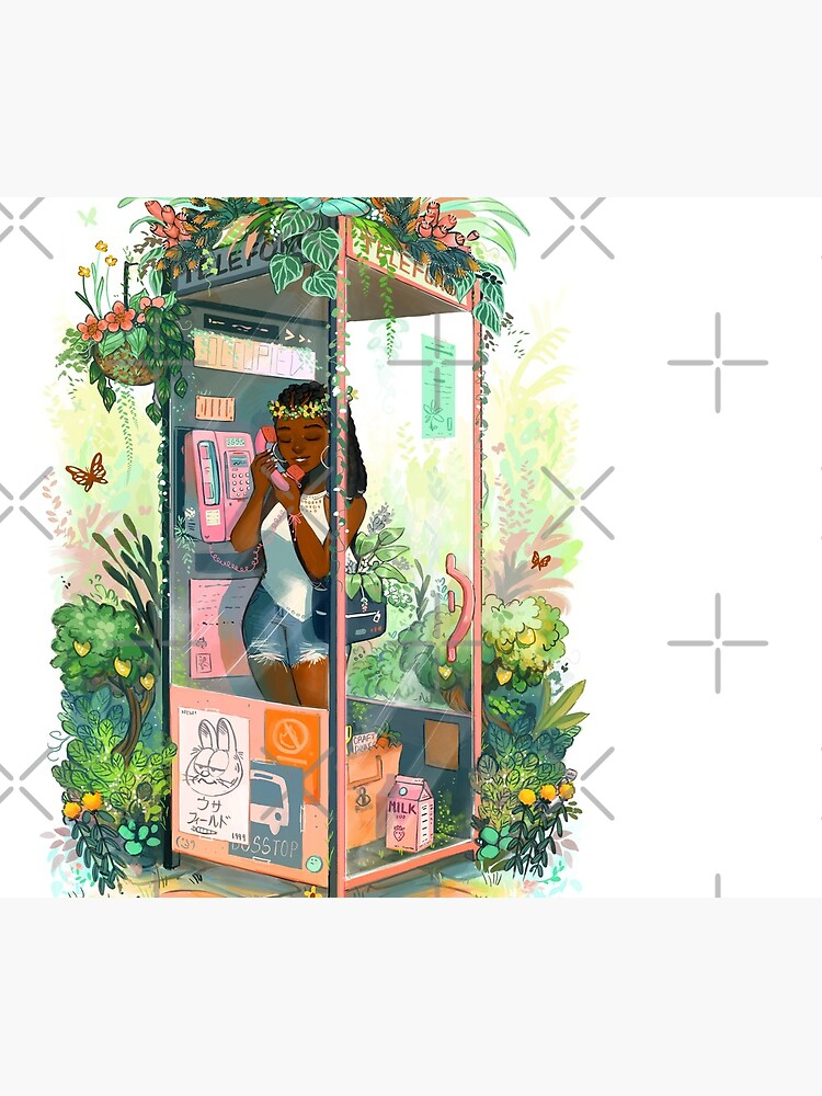 Phone Booth by GDBee