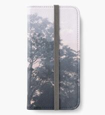 The mysteries of the morning mist iPhone Wallet/Case/Skin