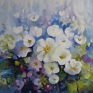 Blue spring by Elena Oleniuc