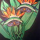 Creation*Birds of Paradise by geministudd