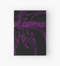 The Shadow Empire Vothus Purple Hardcover Journal