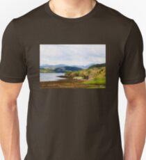 Abandoned House on Loch Sunart Unisex T-Shirt