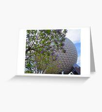 Creations of Nature and Man Greeting Card