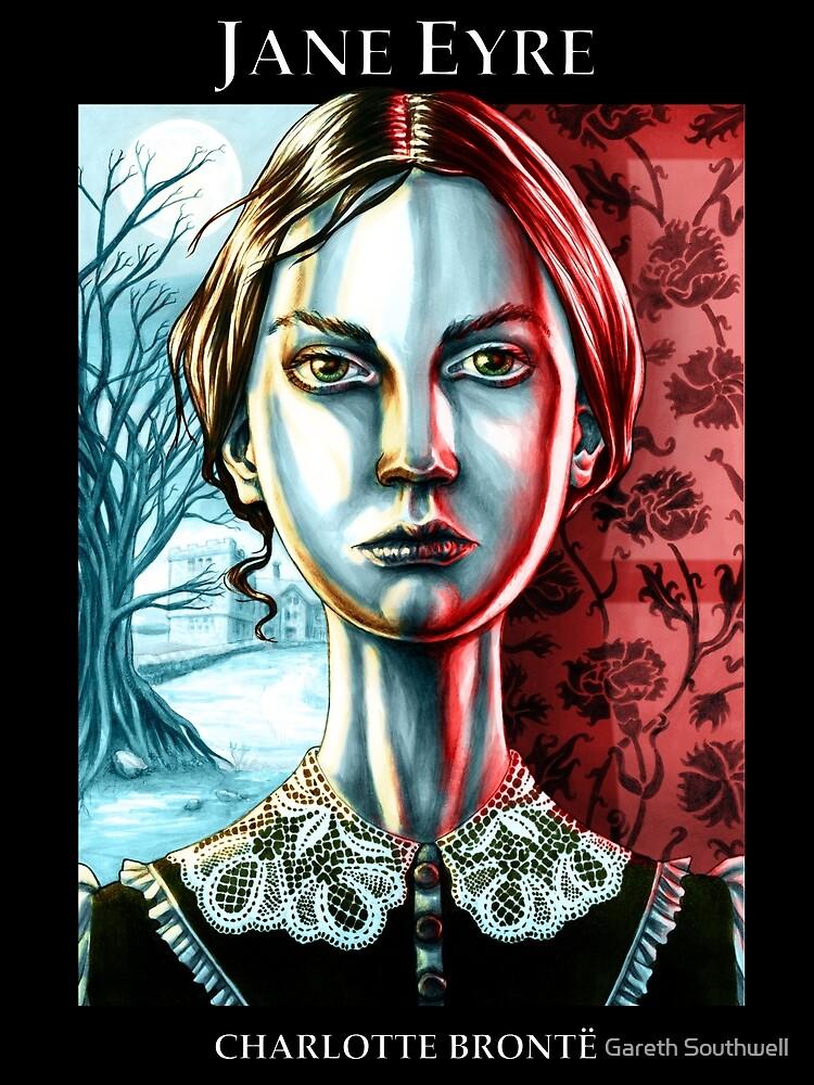 Jane Eyre by Charlotte Brontë by Gareth Southwell